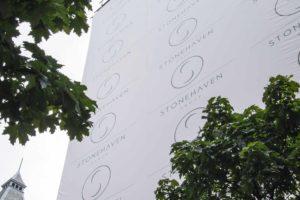 London building wrap experts