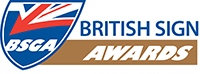 UK Sign awards