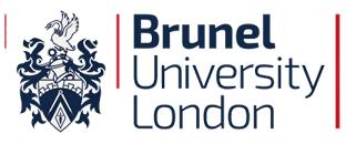 Julia Martin - Brunel Uni